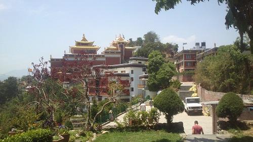 klooster nepal groepsreis