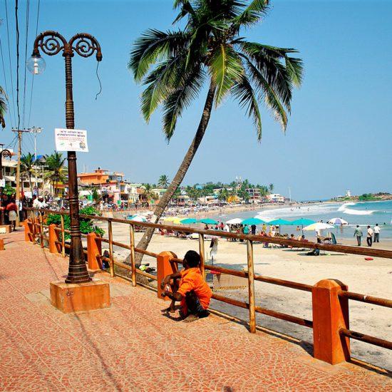 strandvakantie Indië