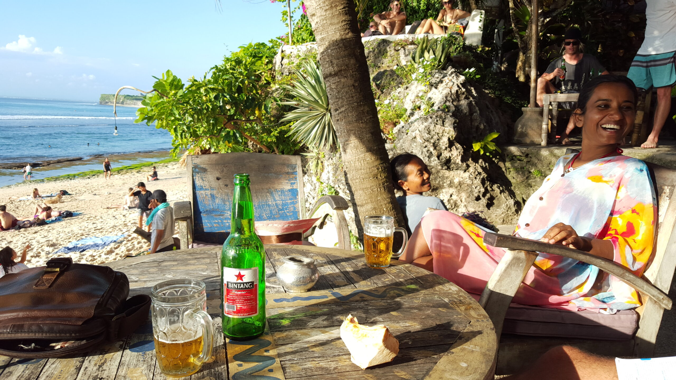 Bali strandvakantie