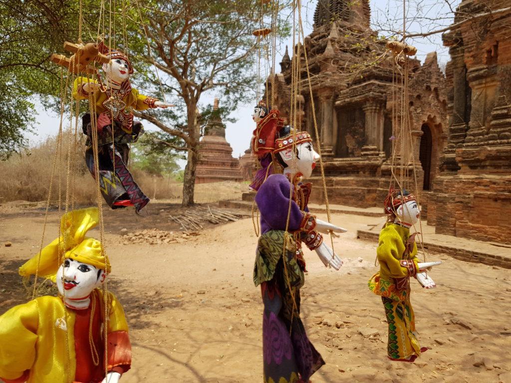 Bagan Myanmar reis