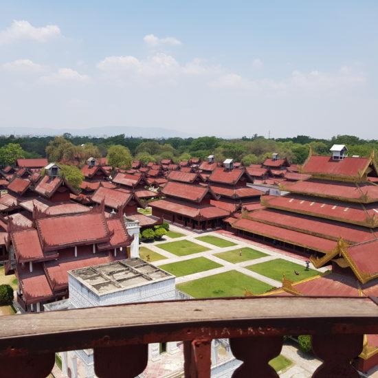 myanmar groepsreis