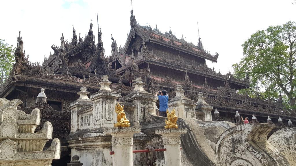 myanmar klooster