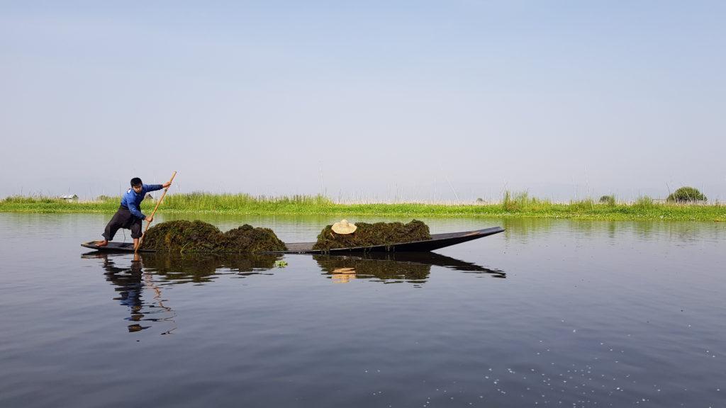 Groepsreis Myanmar Inle
