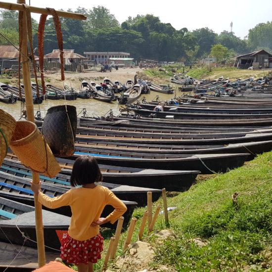 reis myanmar