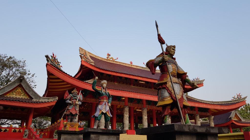 tempel java