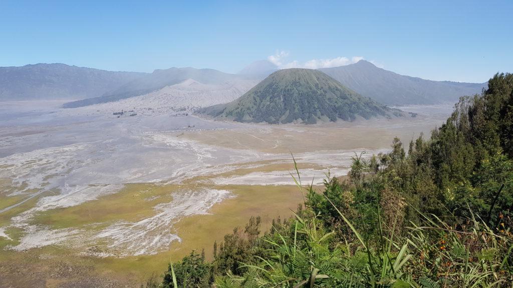 bromo indonesië