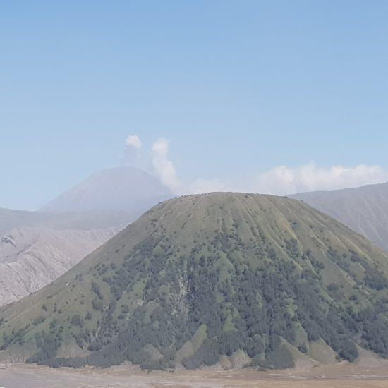 Bromo reis indonesië