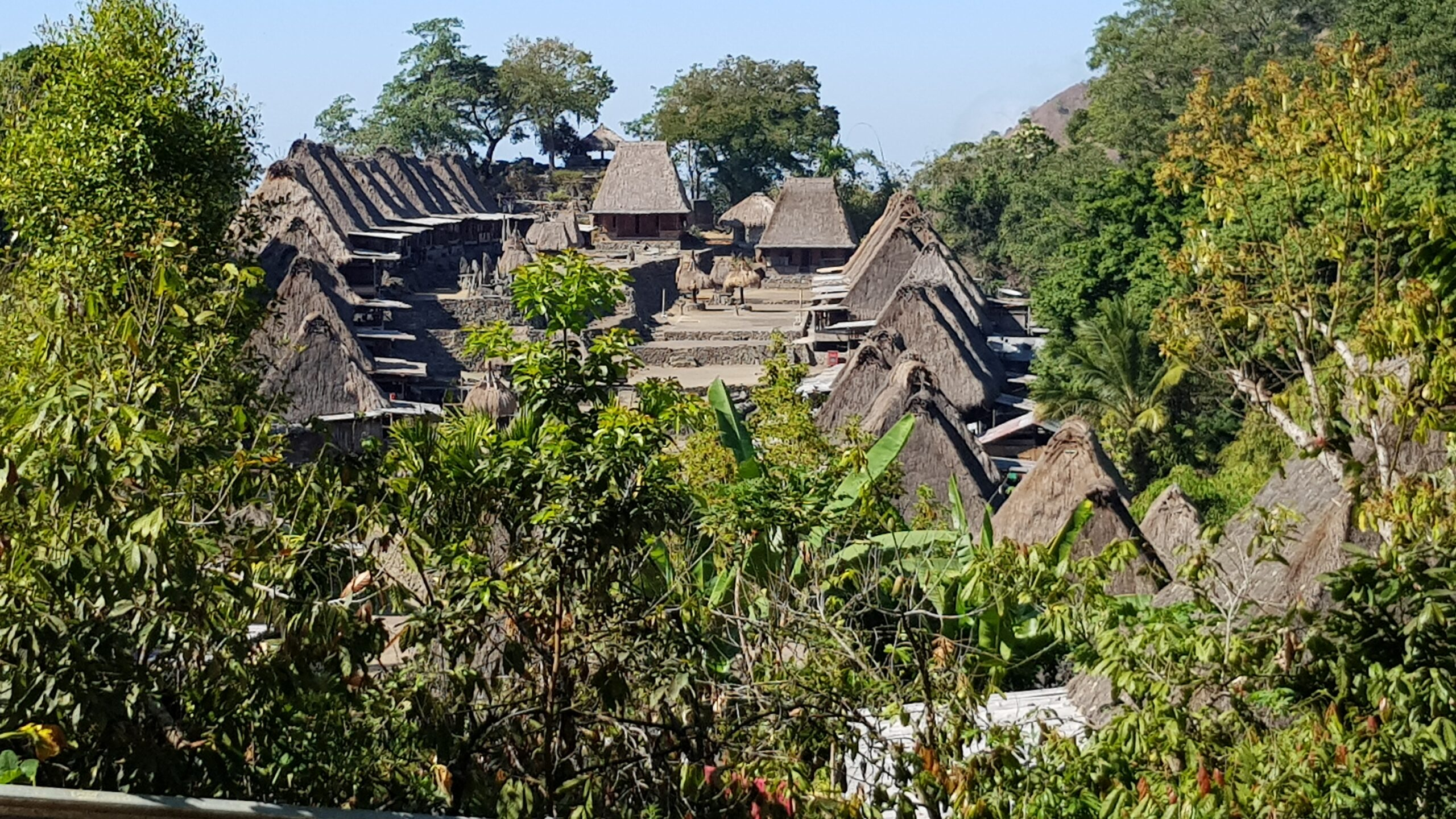 homestay Indonesië reis