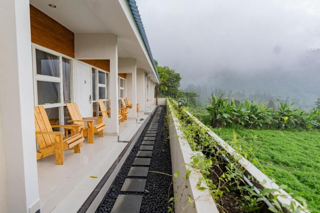 Bromo vulkaan hotel