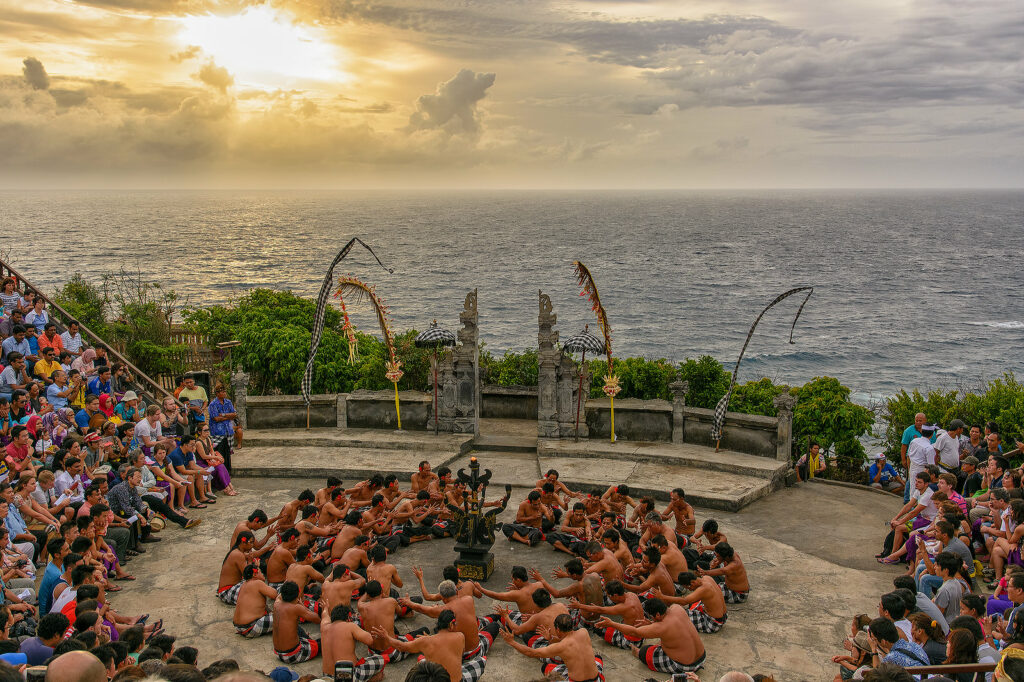 Uluwatu reis Indonesië