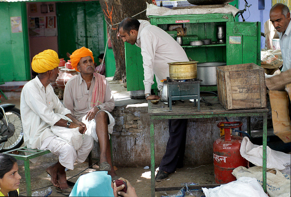 india groepsreis