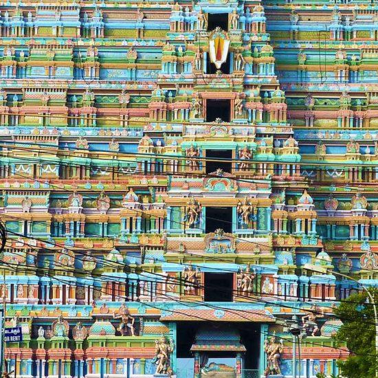 indische tempel