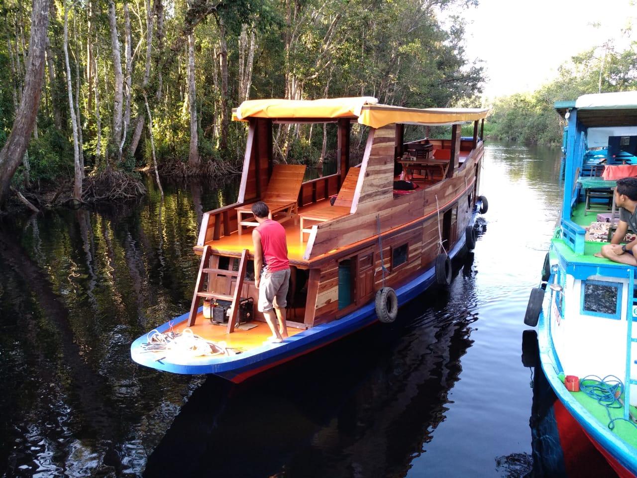 Borneo reis