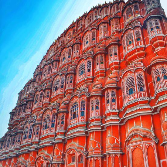 rondreis india