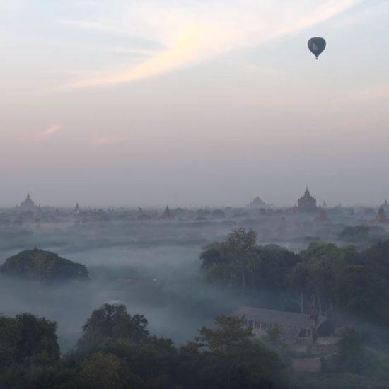 Bagan ballonvaart