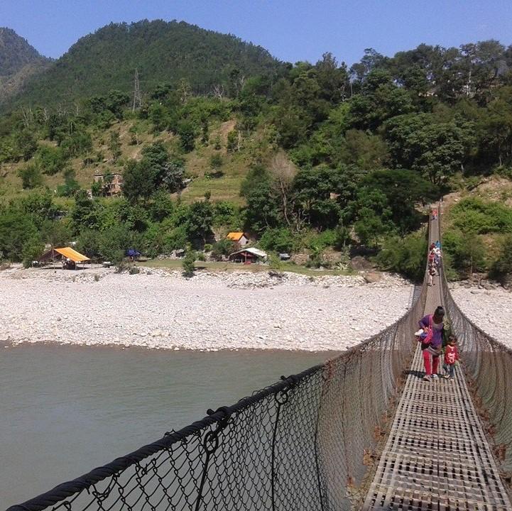brug nepal reis