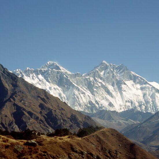 Trektocht nepal