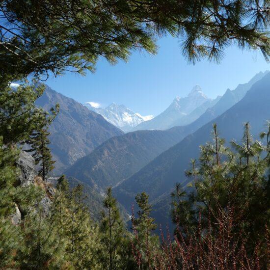 wandelen Himalaya