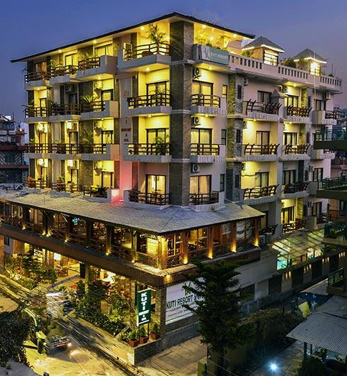 hotel nepal