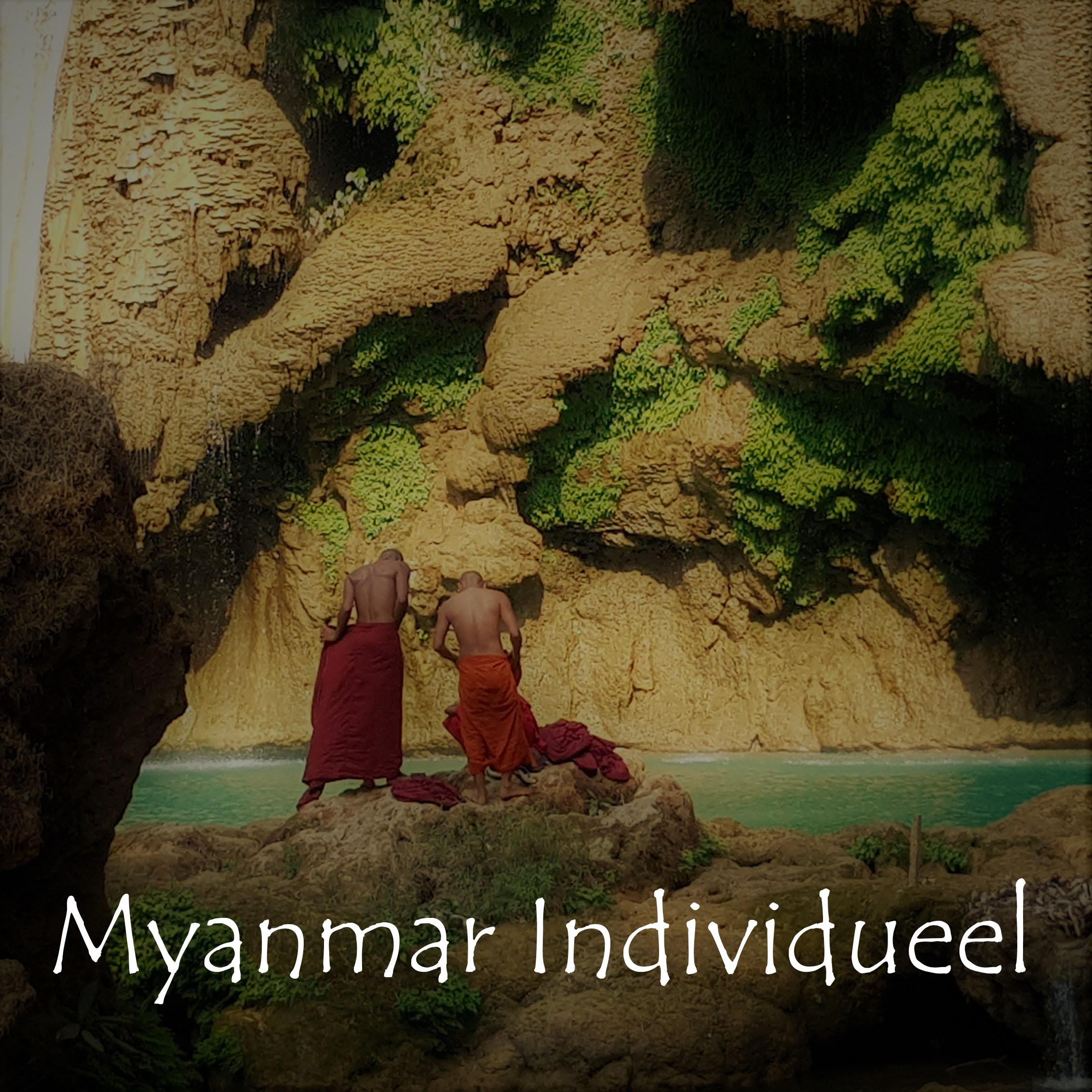 myanmar individuele reis