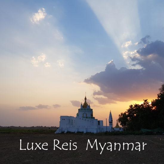 myanmar luxe reis