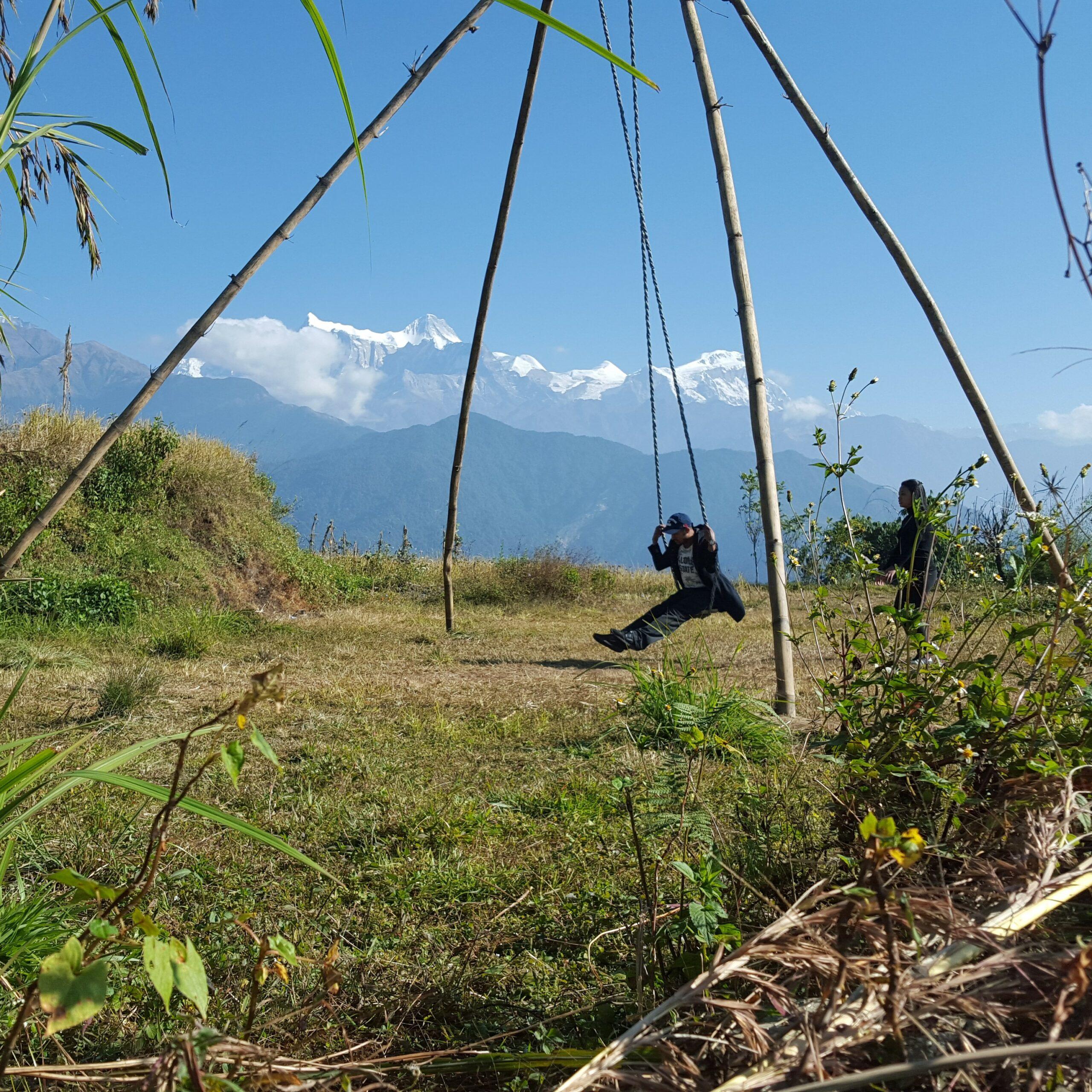 nepal wandelvakantie