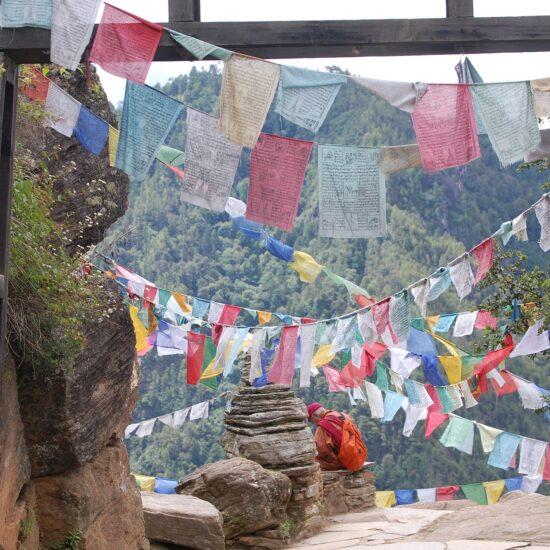 trekking bhoetan