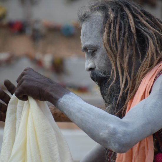 sadhu spirituele reis