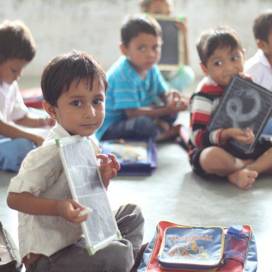 schoolreis india
