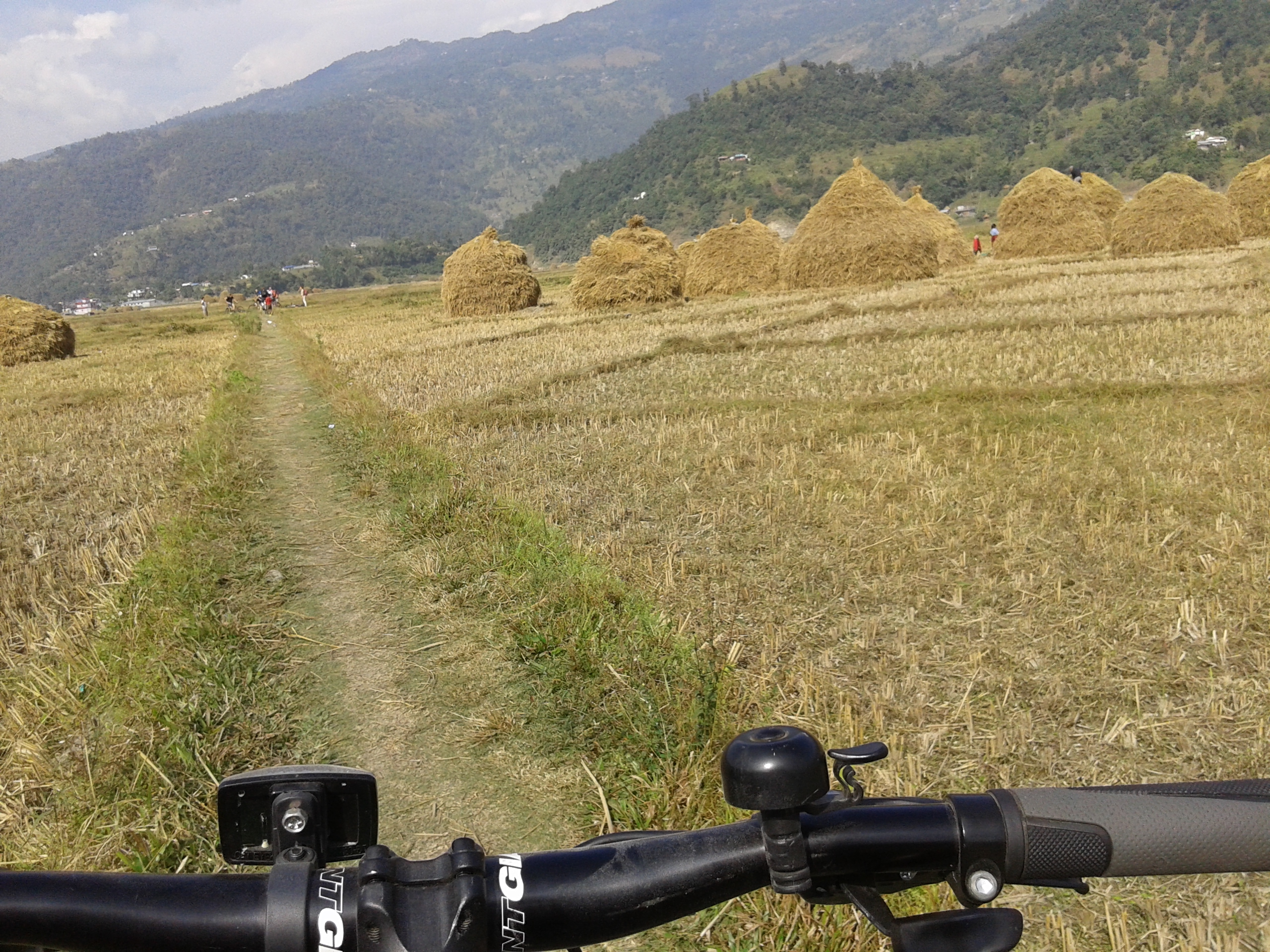 mountainbike nepal
