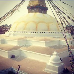 boudhanath stoepa