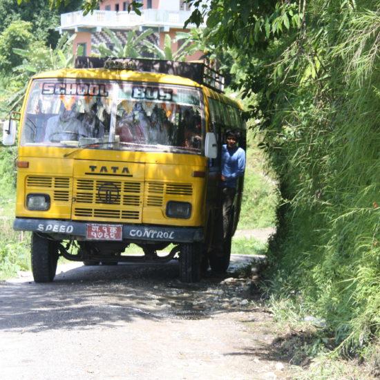 reizen naar nepal