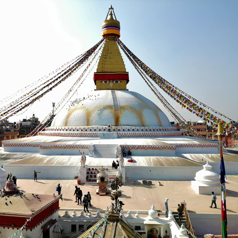Boudha rondreis Nepal