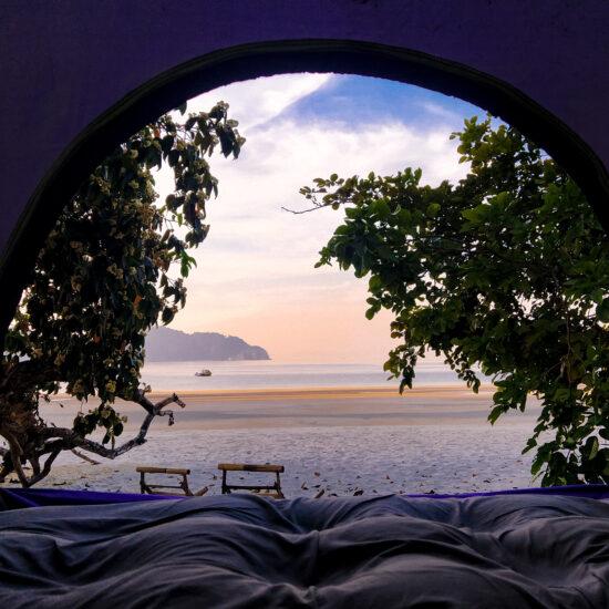 kamperen in Azië