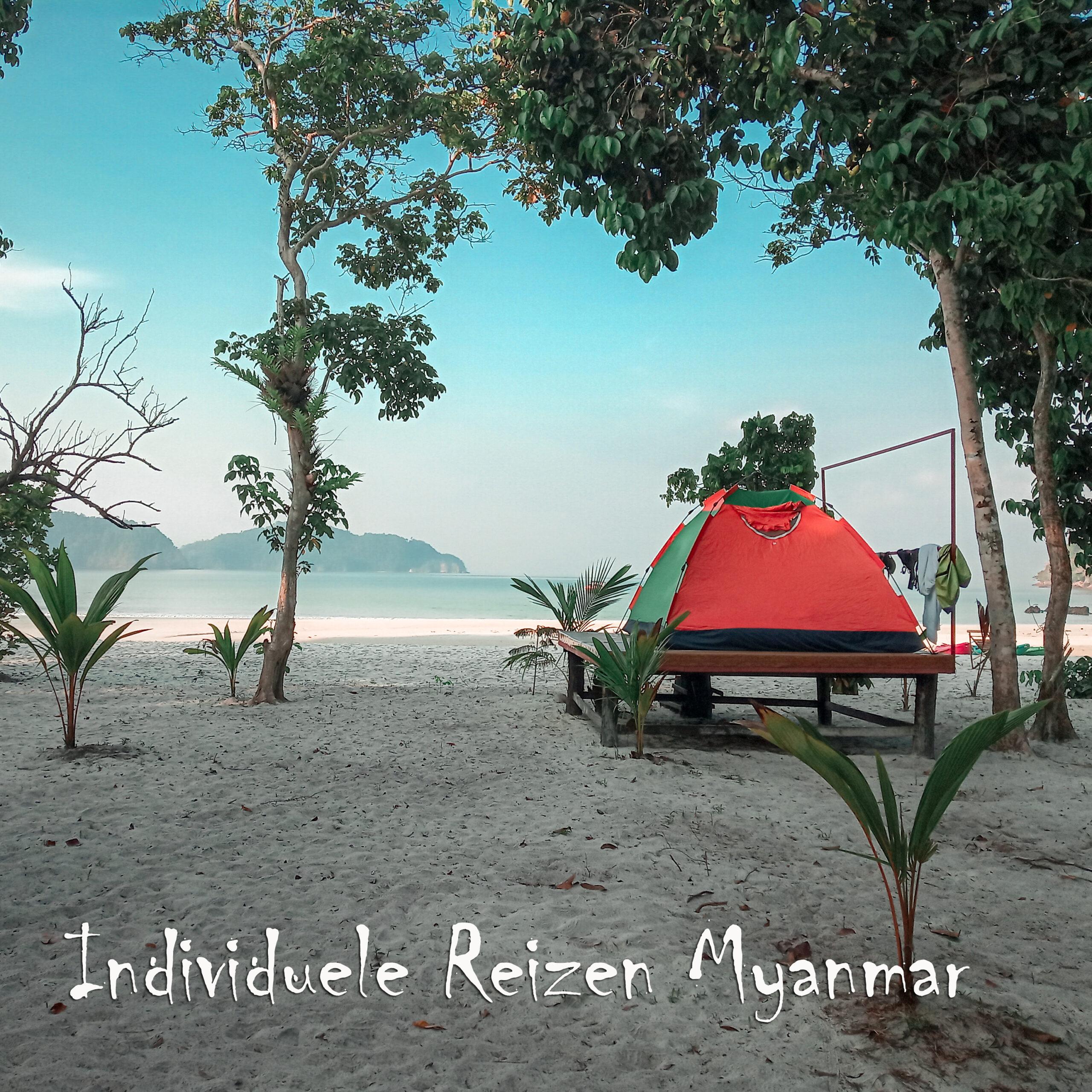 beste reistijd Myanmar