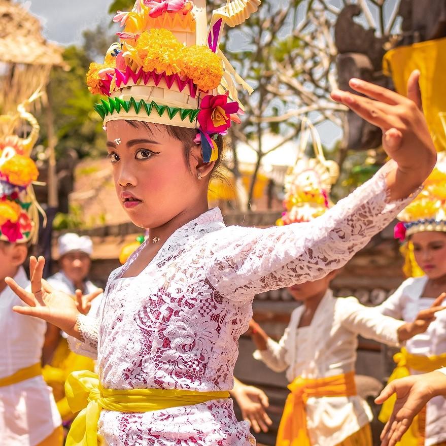 indonesië dans