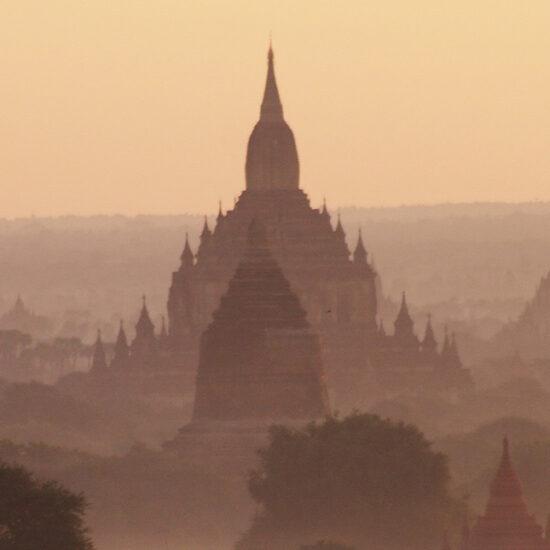 myanmar individuele reizen