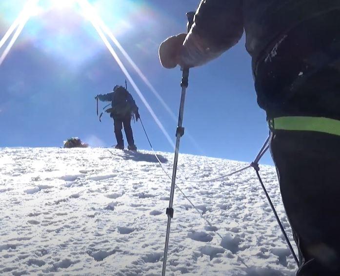 saribung peak climbing