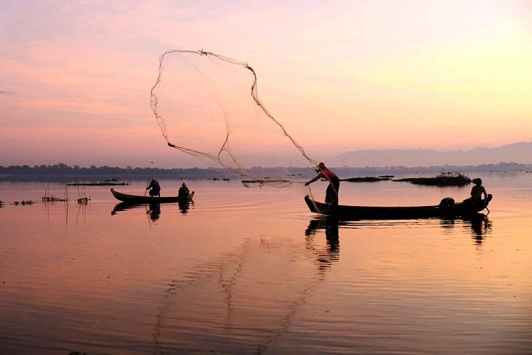 is Myanmar veilig