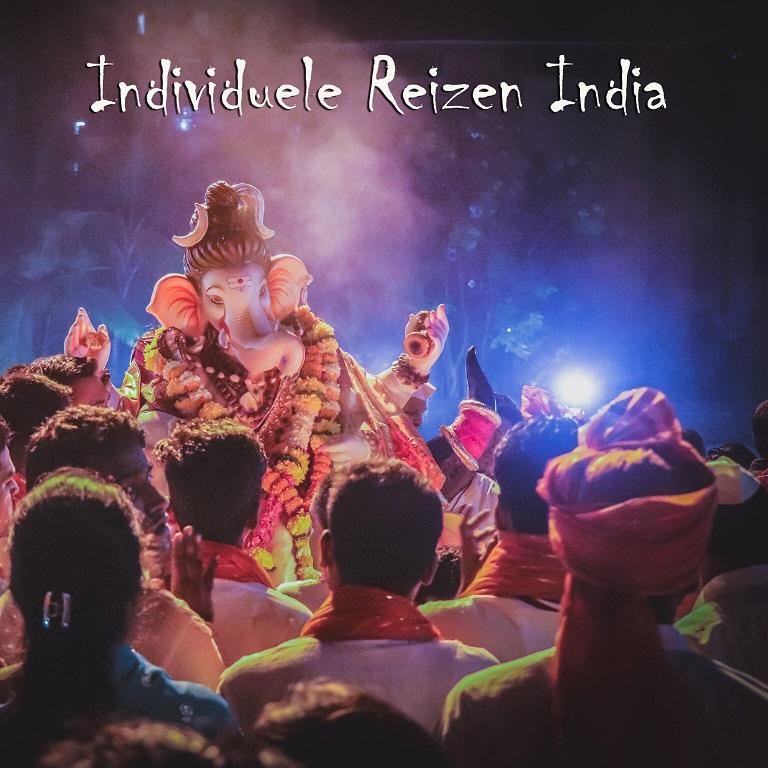 individuele reizen India