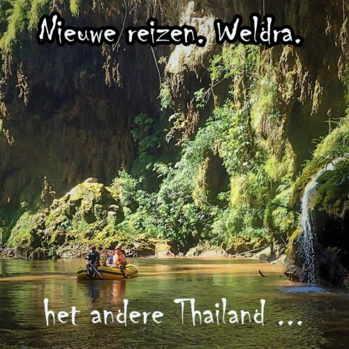 Thailand rondreizen
