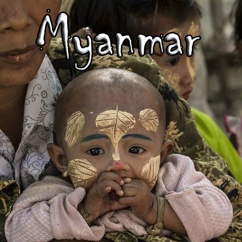 Myanmar Reizen
