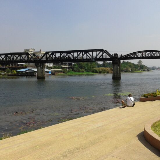 Rivier Kwai brug