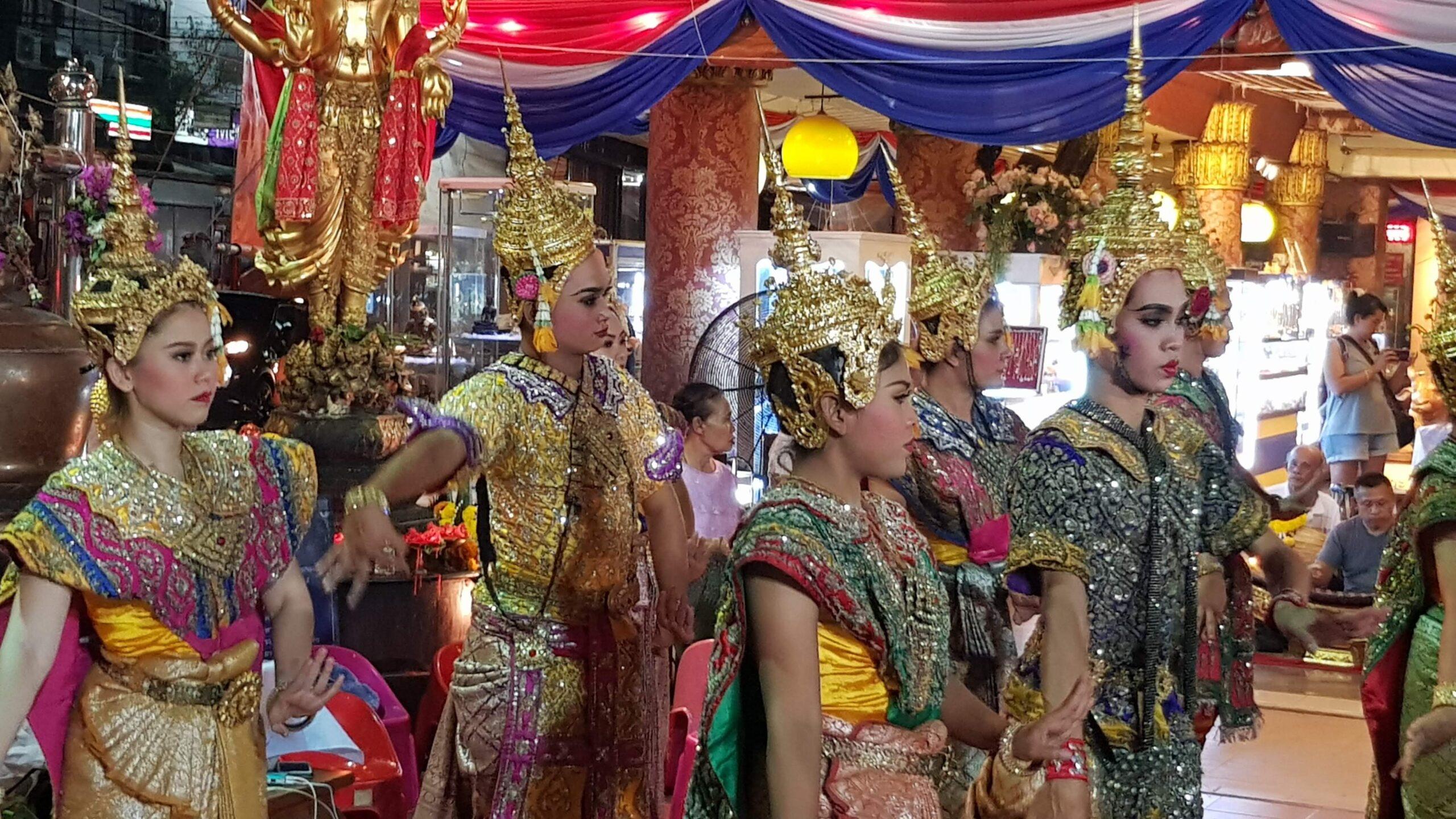 Bangkok reizen