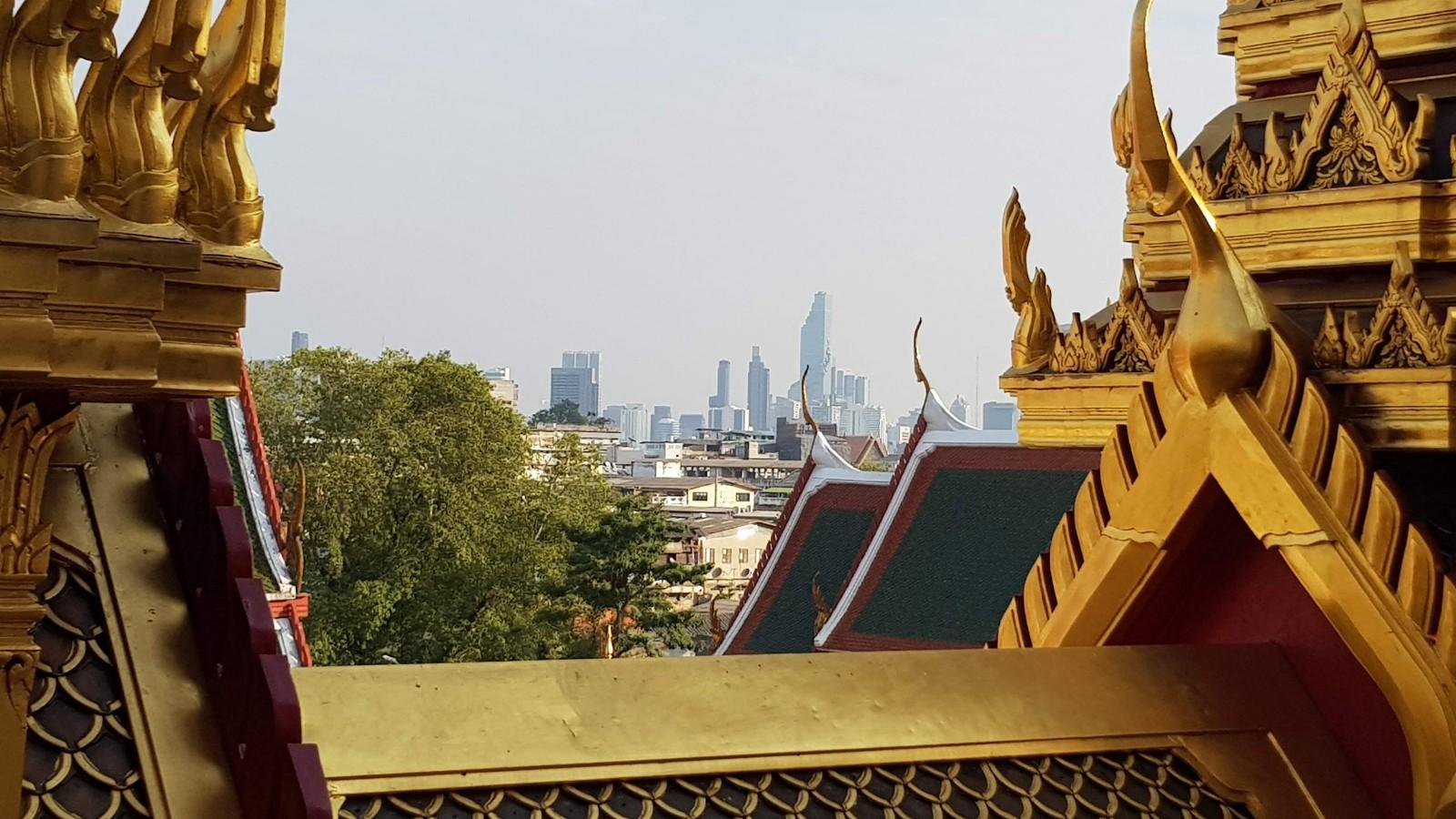 Tempel Thailand reis