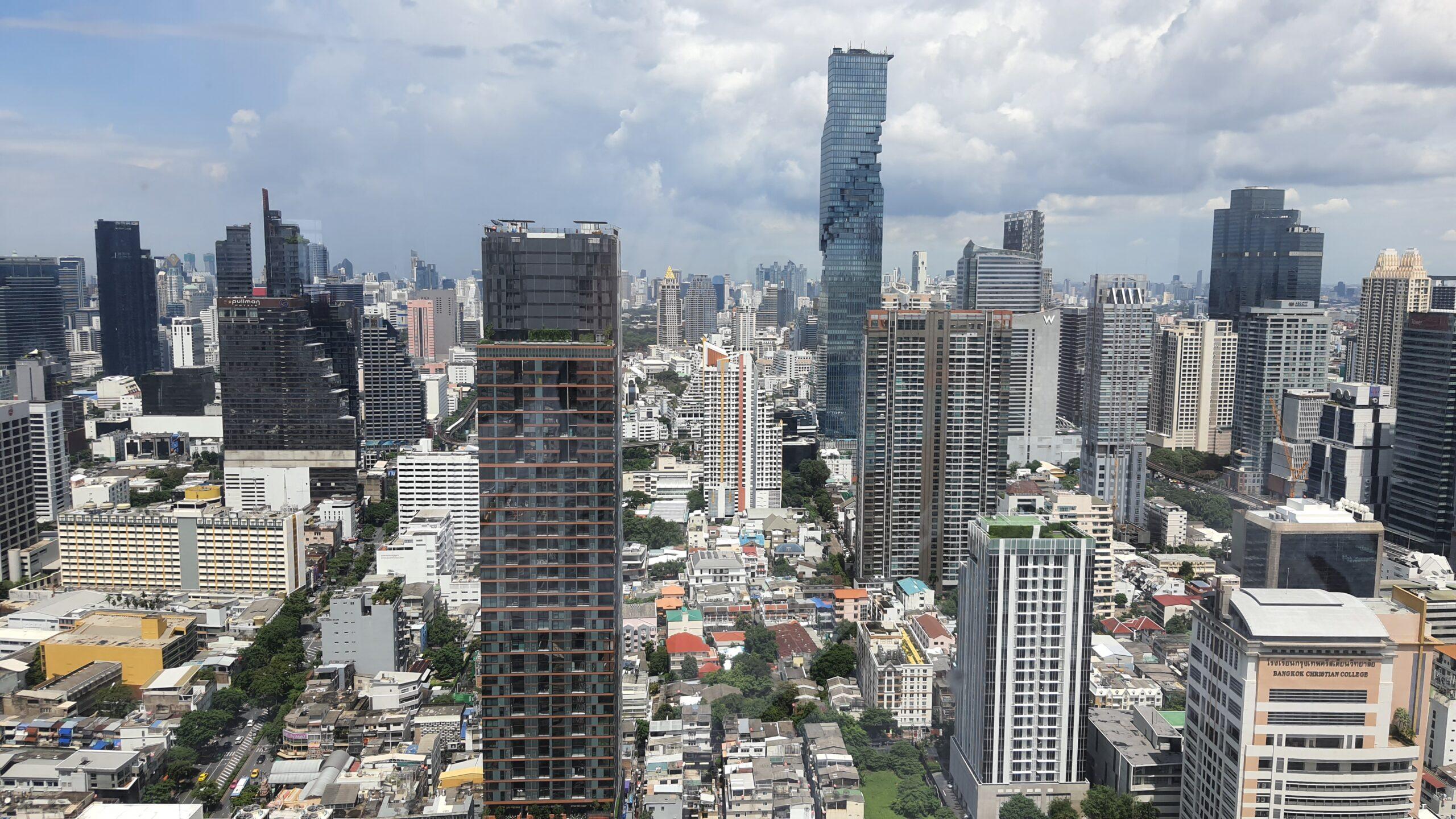 Bangkok city trip