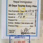 visa on-arrival Nepal