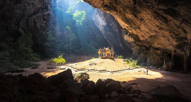 rondreizen Thailand