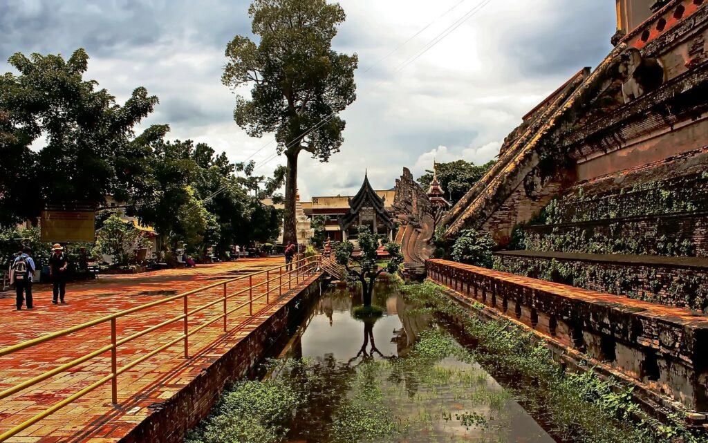 reis Thailand 17 dagen