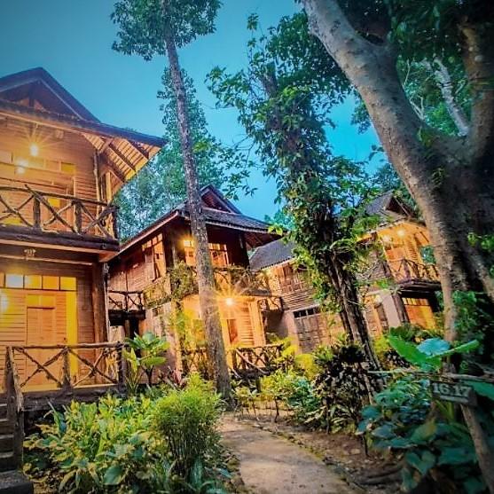 lodge rondreis Thailand